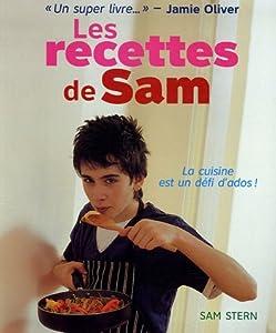 """Afficher """"Recettes de Sam (Les )"""""""