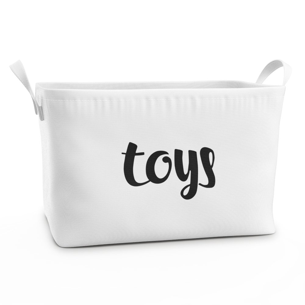Fawn Hill Co Storage Box Basket for Baby, Kids or Pets - Storage Bins (Toys) FAWN HILL CO.
