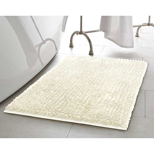 "Laura Ashley Butter Chenille 17"" x 24"