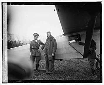 Charles Lindberg at Bolly,Bolling Field,Washington,DC,District of Columbia,1929