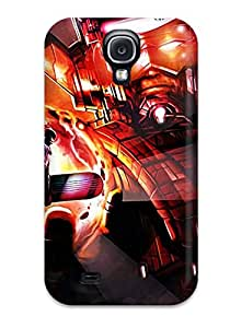 Excellent Galaxy S4 Case Tpu Cover Back Skin Protector Galactus