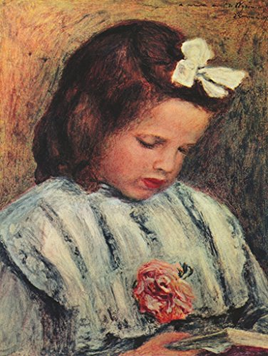 Lais Jigsaw Pierre-Auguste Renoir - Reading Girl 200 -