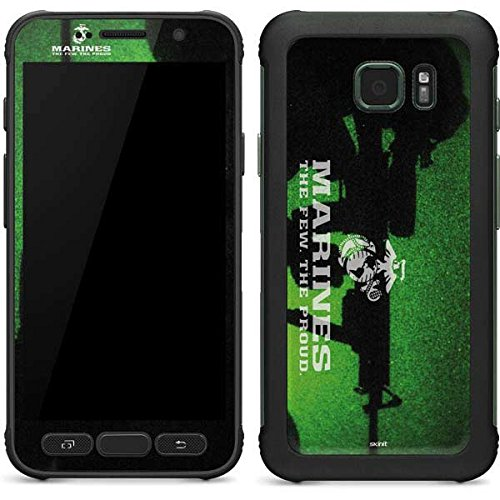Marines Galaxy S7 Active Skin - Marine Shadow Vinyl Decal Skin For Your Galaxy S7 Active ()