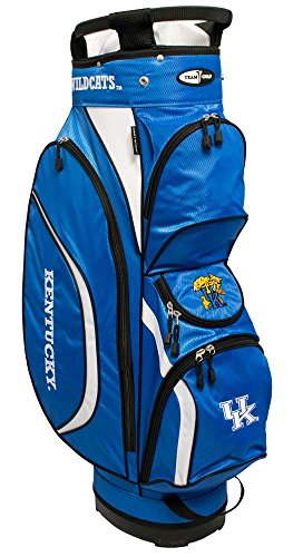 Team Golf NCAA Clubhouse Cart Bag, Kentucky by Team Golf