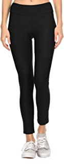 product image for Dippin' Daisy's Solid Black Women's Active Ankle Length Leggings