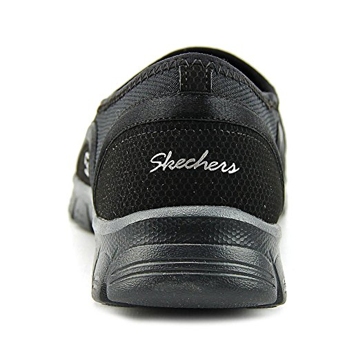 Black 0 Women's EZ Flex 3 Aroundtown SKECHERS B6YqwIw