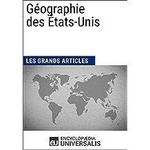 Géographie des États-Unis (French Edition)