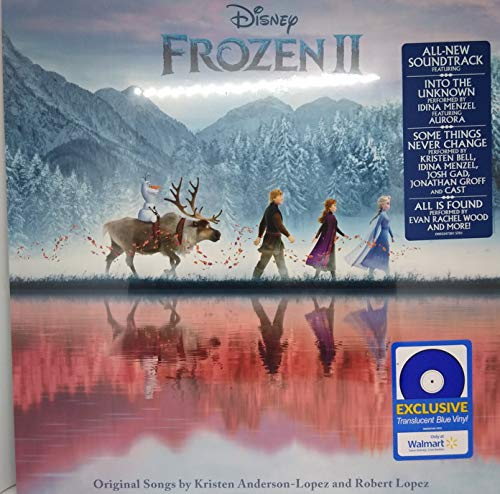 with Frozen Soundtracks design