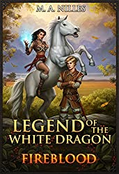 Legend of the White Dragon: Fireblood