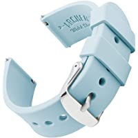 Archer Watch Straps - Vervangende Quick Release Horlogebanden van Zacht Siliconen Rubber voor Dames en Heren - Meerdere…