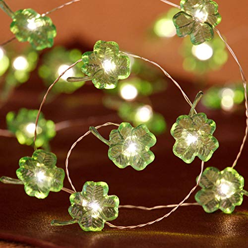 Shamrock Patio Lights in US - 7
