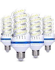 Ampoules LED E27, 20 W équivalent à 150 W, 1700 Lumen LED lampe, Blanc Froid(6000k), Angle de Faisceau 360°, AC 85~265V