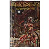 Iron Maiden: Somewhere In Time Cassette VG++ Canada Capitol C4 46341