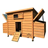 Pets Imperial Balmoral Double Large Chicken Coop Suitable for Up to 8 Birds Depending On Size