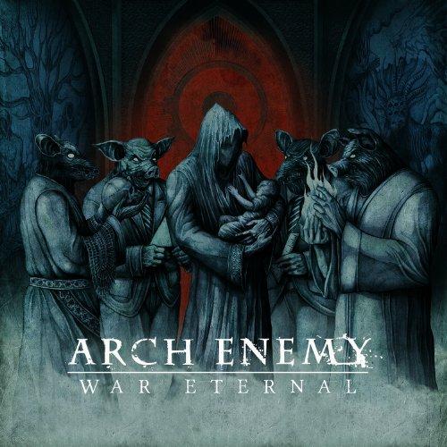 CD : Arch Enemy - War Eternal (CD)