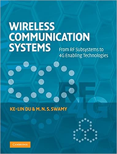 Amazon wireless communication systems from rf subsystems to 4g wireless communication systems from rf subsystems to 4g enabling technologies 1st edition fandeluxe Images