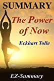 img - for Summary - The Power of Now: By Eckhart Tolle - A Guide to Spiritual Enlightenment (The Power of Now: A Complete Summary - Book, Paperback, Hardcover, Audiobook, Workbook, Audible Book 1) book / textbook / text book