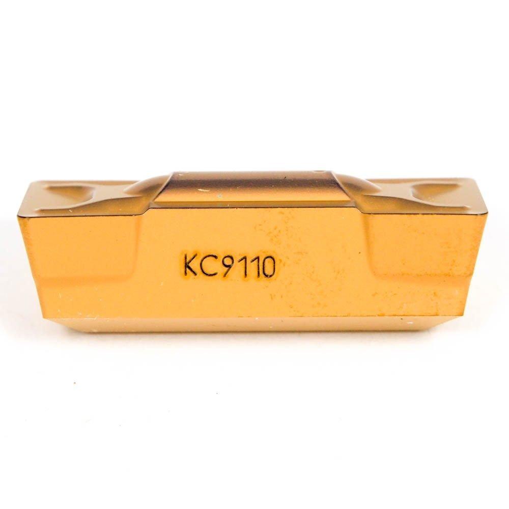 KENNAMETAL Carbide Grooving Insert A4G1005M10U08GMN KC9110 2384842 10 Pack