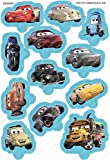Cakeshop PRE-CUT Disney Pixar Cars Edible Cake Scene - 24 pieces