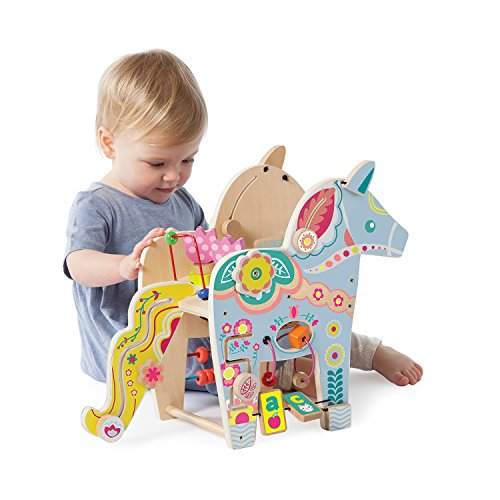 Manhattan Toy Playful Pony Wooden Toddler Activity - Manhattan Shopping Center