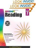 #8: Spectrum Reading Workbook, Grade 7