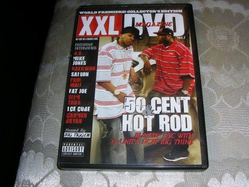 XXL DVD Magazine World Premiere Collector's Edition Volume #1 - Xxl 50 Cent