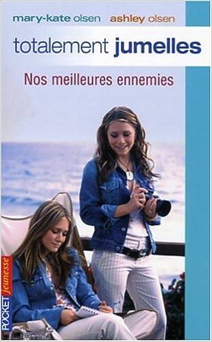 Livres gratuits en ligne Totalement jumelles, Tome 12 : Nos meilleures ennemies pdf