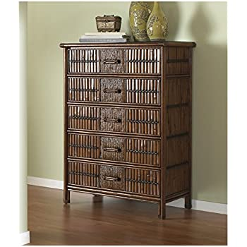 with d natural country drawers all rattan bb bombay dresser wicker indoor