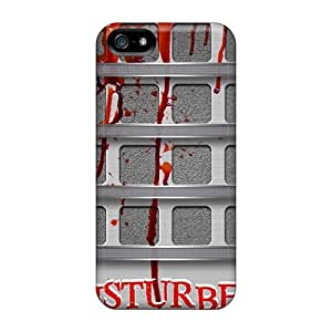 phone covers Great Hard Cell-phone Case For iPhone 5c With Unique Design HD Disturbed Pictures JamieBratt