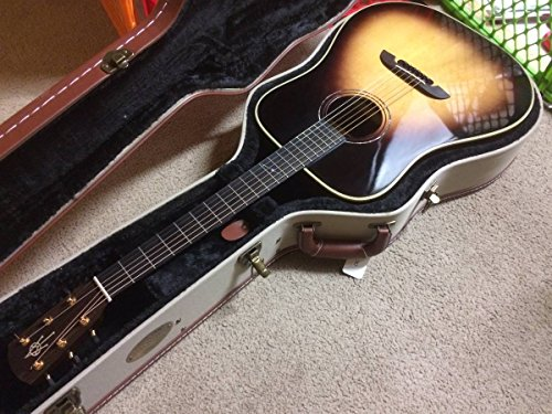 Alvarez DYMR70 Yairi Masterworks Dreadnought Acoustic Guitar Sunburst