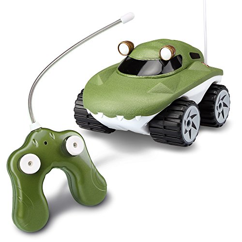 amphibious remote control car - 9