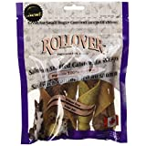 Rollover Salmon Stuffed California Wraps, Pack of 4