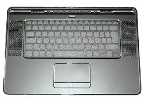Apoyo para la palma de la mano para ordenador portátil Dell para XPS 15Z L511Z plata con Touchpad UK Layout 0rhxx3 rhxx3 superior caso: Amazon.es: ...