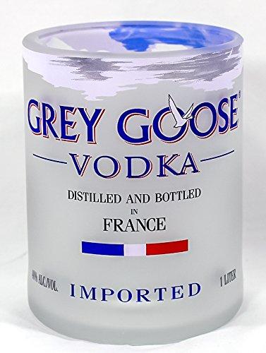 Grey Goose PREMIUM Rocks Glass - Upcycled