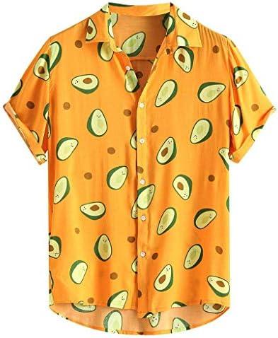 Dcola Camisa De Manga Corta para Hombre Camisa ...
