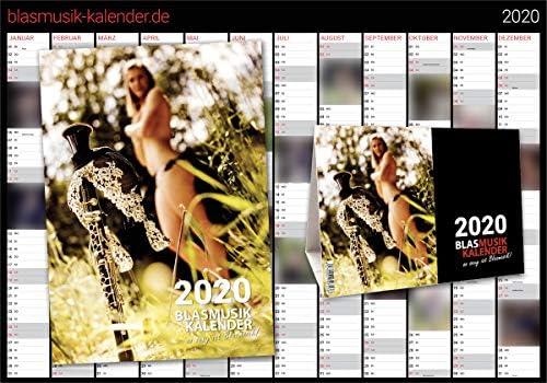 Blasmusikkalender Kalenderpaket GIRLS-Edition 2020