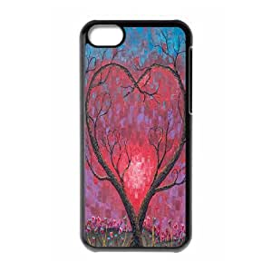Love Tree Use Your Own Image Phone Case for Iphone 5C,customized case cover ygtg594698