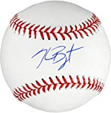 Kris Bryant Chicago Cubs Autographed Baseball - Fanatics Authentic Certified - Autographed Baseballs