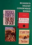 img - for Reader's Digest Condensed Books: Daybreak, Disclosure, St. Agnes Stand, The Fist of God (Volume 5 1994) book / textbook / text book