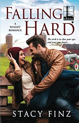 book cover of Falling Hard