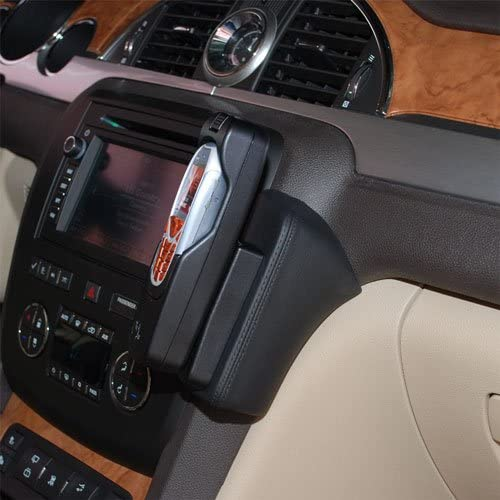 KUDA 052065 Leather Mount Black Compatible with Buick Enclave Since 2008