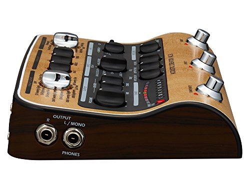 Zoom AC-3 Acoustic Guitar Effect Padel 3