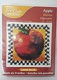 Red Apple Art Latch Hook Kit 25126
