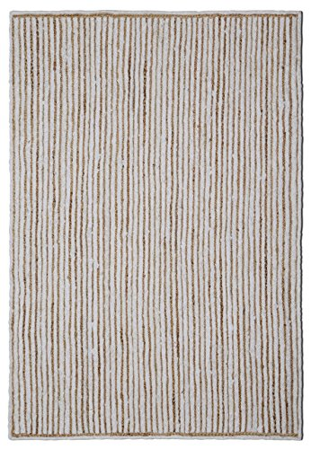 Natural-Hemp-White-Cotton-Racetrack-4x6-Rug-with