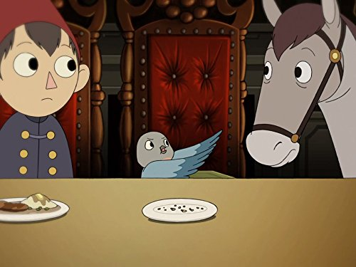 Chapter 5: Mad Love / Chapter 6: Lullaby in Frogland (Over The Garden Wall Lullaby In Frogland)