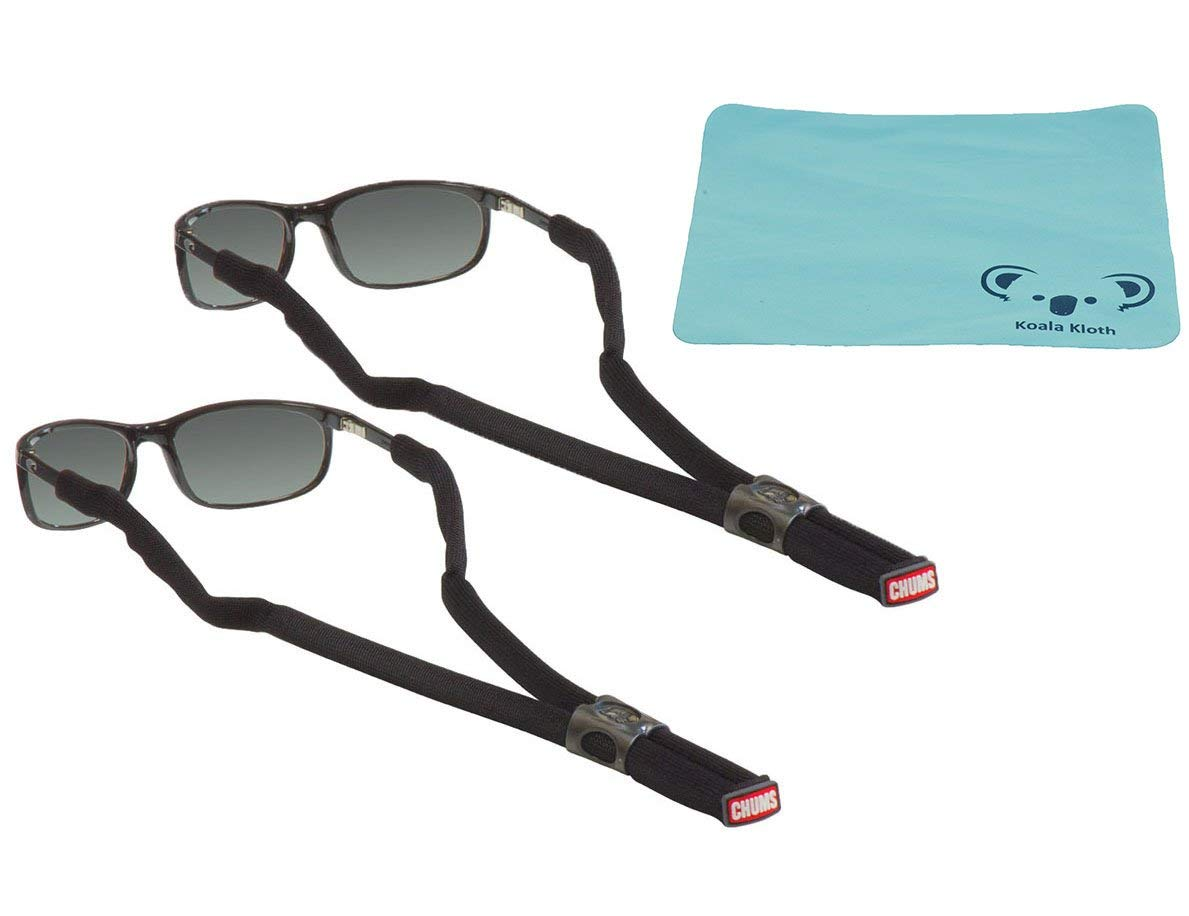 Chums Glassfloat Classic Soft Woven Polyester Snug Fit Eyewear Retainer