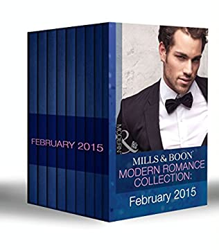 book cover of Mills & Boon Modern Romance Collection: February 2015