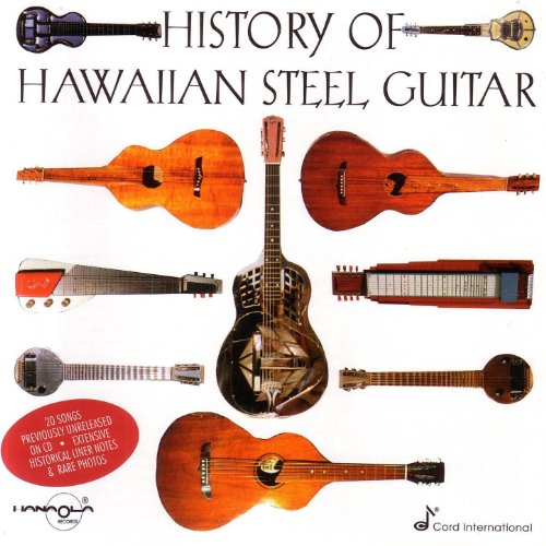 History Of Hawaiian Steel Guitar (Hawaiian Steel Guitar)
