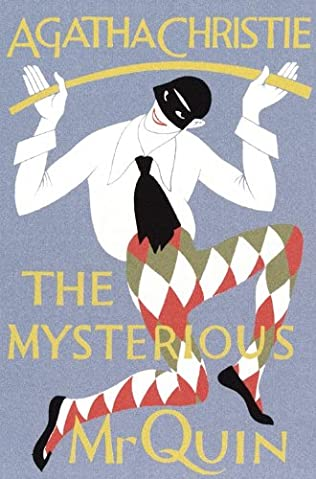 book cover of The Mysterious Mr Quin