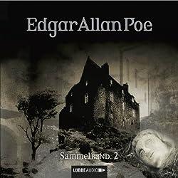 Edgar Allan Poe: Sammelband 2 (Edgar Allan Poe 4 - 6)